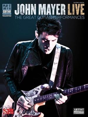 John Mayer: Live / Mayer, John (Artist) / Cherry Lane Music Company
