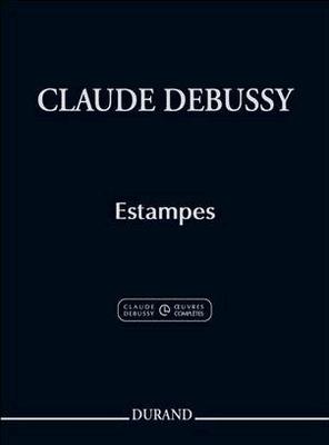 Estampesextrait du – excerpt from Série I Vol. 3 / Claude Debussy / Durand