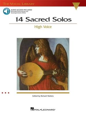 14 Sacred Solos, High Voice / Walters, Richard (Editor) / Hal Leonard