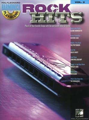 Harmonica Play-Along / Harmonica Play-Along Volume 2: Rock Hits /  / Hal Leonard
