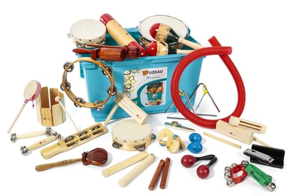 Fuzeau Malle 28 instruments
