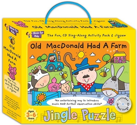 Music for Kids Music For Kids: Jingle Puzzle, Old MacDonald Had A Farm