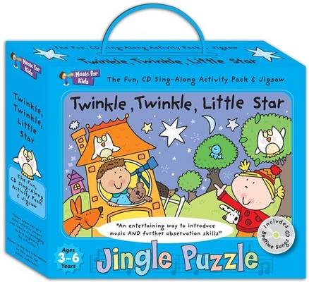Music for Kids Music For Kids: Jingle Puzzle, Twinkle, Twinkle, Little Star