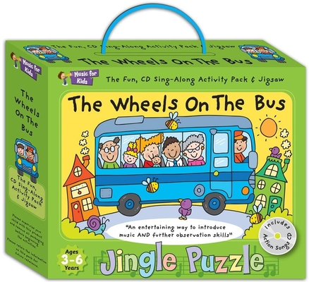Music for Kids Music For Kids: Jingle Puzzle, The Wheels On The Bus