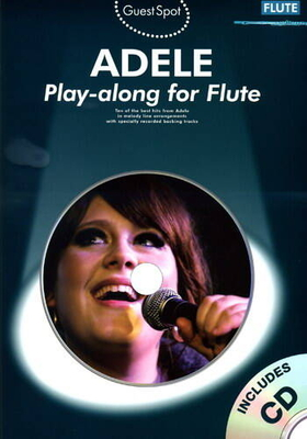 Guest Spot / Guest Spot: Adele, Flute / Adele (Artist) / Wise Publications