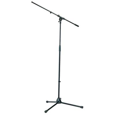 K & M 210/2 Microphone stand – black