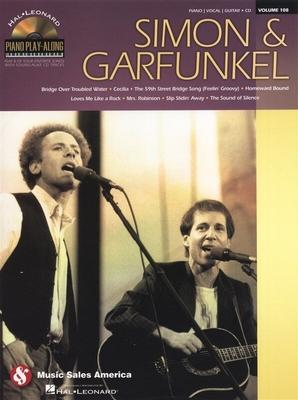 Piano Play-along / Piano Play-Along Volume 108: Simon & Garfunkel / Simon & Garfunkel (Artist) / Hal Leonard
