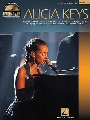 Piano Play-along / Piano Play-Along Volume 117: Alicia Keys / Keys, Alicia (Artist) / Hal Leonard