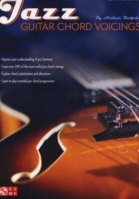 Arthur Rotfeld: Jazz Guitar Chord Voicings / Rotfeld, Arthur (Author) / Cherry Lane Music Company
