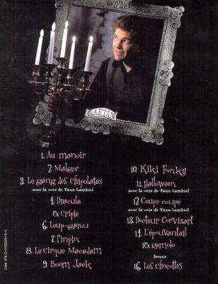 Les chocottes (livre + CD)  Gatan / Gatan / Editions l'Oreille