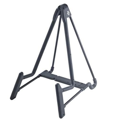 K & M 17581 Stand guitare »Heli» Electric instrument