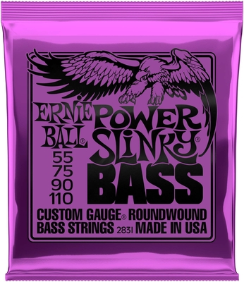 Ernie Ball EB2831 Power Slinky 055-110