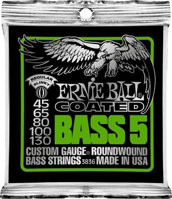 Ernie Ball 3836 RoundWound Coated .045-.130 Hybrid Slinky