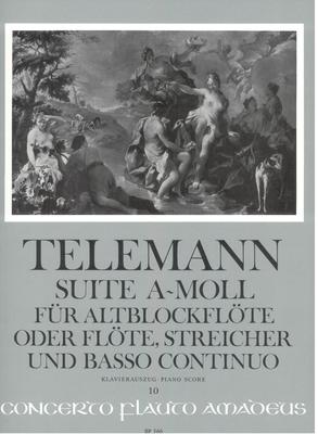 Suite en a-moll / Telemann Georg Philipp / Amadeus