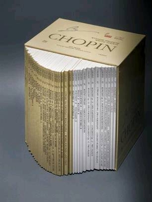 Complete Set of Study ScoresThe National Edition of the Works of Fryderyk Chopin / Frédéric Chopin / PWM
