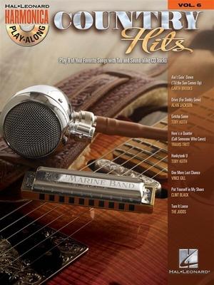 Harmonica Play-Along / Harmonica Play-Along Volume 6: Country Hits /  / Hal Leonard