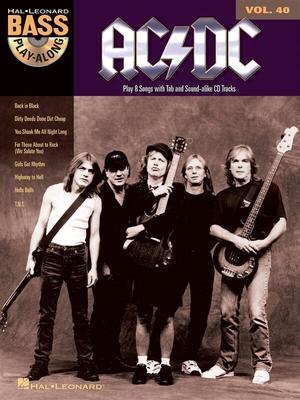 Play bass with… / Bass Play-Along Volume 40: AC/DC / AC/DC (Artist) / Hal Leonard