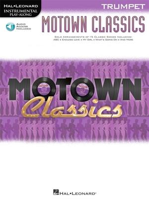 Instrumental Play-Along / Instrumental Play-Along: Motown Classics, Trumpet /  / Hal Leonard