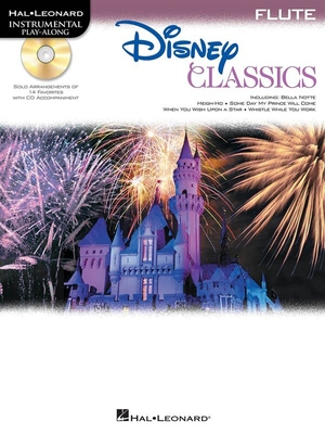 Instrumental Play-Along / Flute Play-Along: Disney Classics /  / Hal Leonard