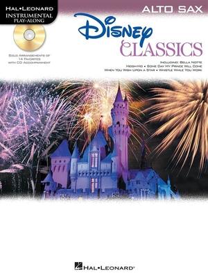 Instrumental Play-Along / Alto Saxophone Play-Along: Disney Classics /  / Hal Leonard