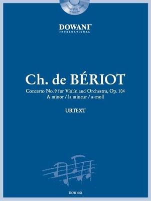 Concert No 9 en la mineur op. 104 / Charles de Bériot  / Dowani