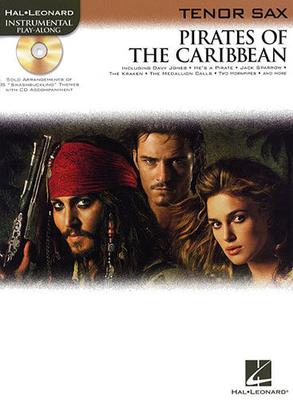 Klaus Badelt: Pirates Of The Caribbean (Tenor Sax) / Badelt, Klaus (Composer) / Hal Leonard
