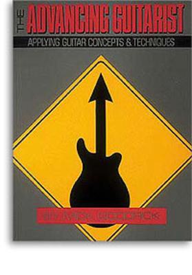 The Advancing Guitarist /  / Hal Leonard