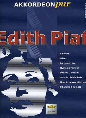 Akkordeon Pur / Edith Piaf / Edith Piaf  / Holzschuh