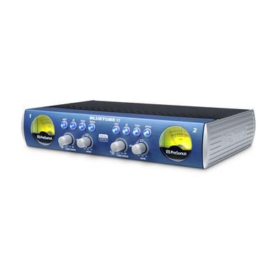 Presonus BlueTube DP V2 2-Channel Tube Microphone/Instrument Preamplifier (1/2 19»)