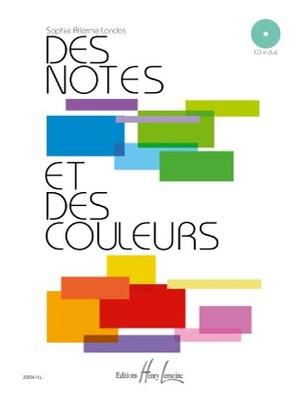 Des notes et des couleurs / Sophie Allerme Londos / Henry Lemoine