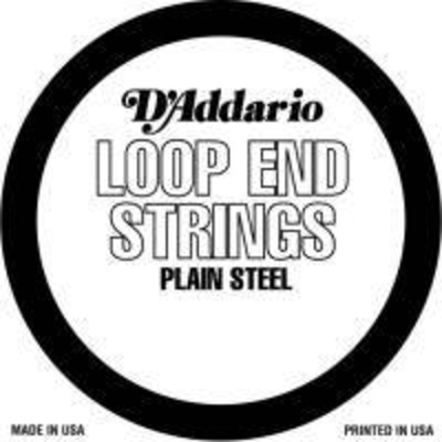 D'Addario LE012 Loop end strings (banjo)