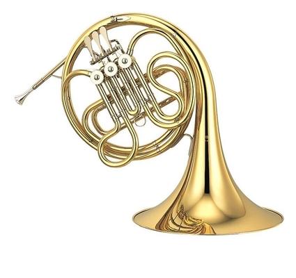 Yamaha Winds YHR-314II laqué doré