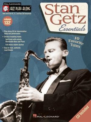 Jazz play along / Jazz Play-Along Volume 132: Stan Getz /  / Hal Leonard