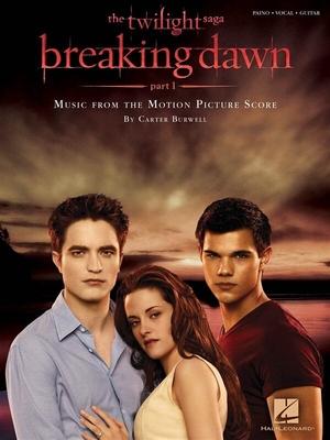 Piano-Vocal-Guitar Songbook / Twilight – Breaking Dawn, Part 1 /  / Hal Leonard