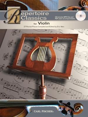 Repertoire Classics, Violin /  / Carl Fischer