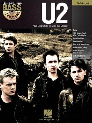 Bass Play-Along / Bass Play-Along Volume 41: U2 / U2 (Artist) / Hal Leonard