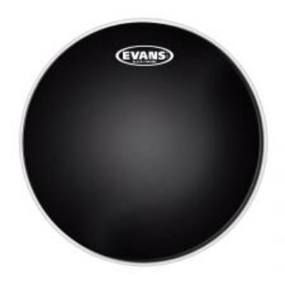 Evans TT10CHR TT Clear Black chrome 10»