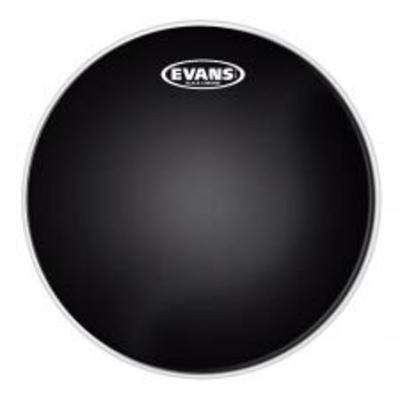 Evans TT13CHR TT Clear Black chrome 13′