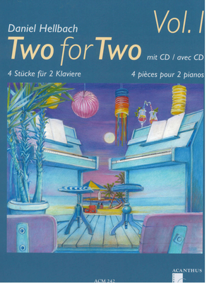 Two for two vol. 1 / Hellbach Daniel / Acanthus