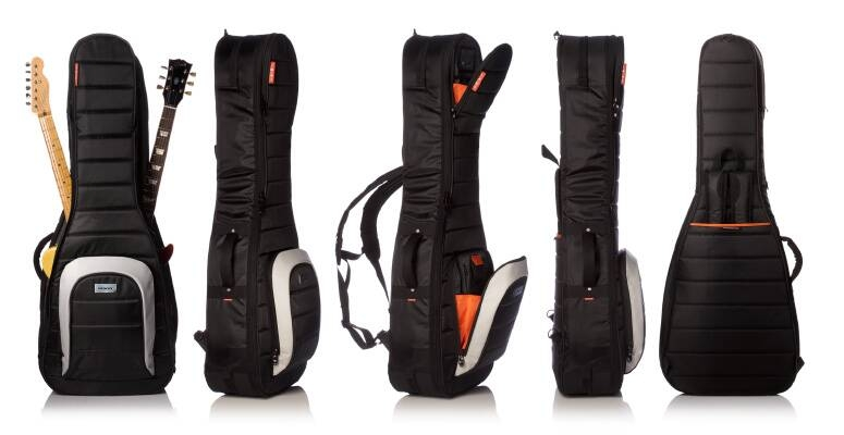 Mono M80 Series Dual Electric Guitar Case