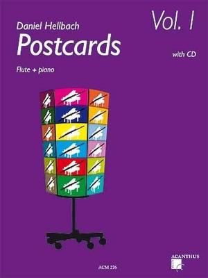 Postcards vol. 1 / Daniel Hellbach / Acanthus
