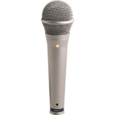Rode S1 microphone condensateur live