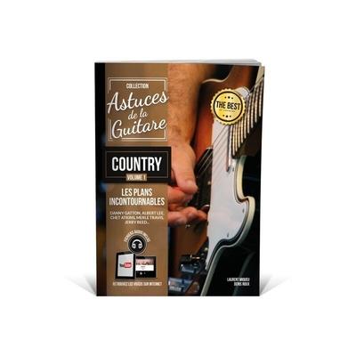 Collection Astuces / »Astuces» guitare country avec fichiers audio /  / Editions Coup de pouce