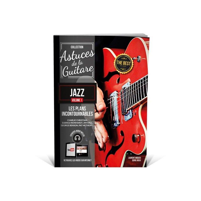 Collection Astuces / »Astuces» guitare jazz avec fichiers audio /  / Editions Coup de pouce : photo 1