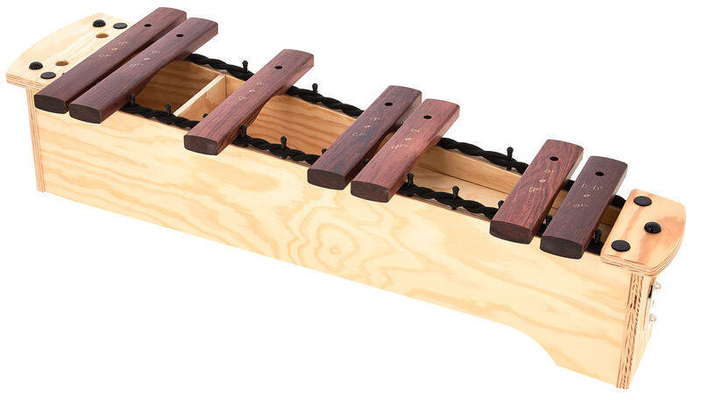 Sonor SKX20 Xylophone Soprano palissandre extension dièses
