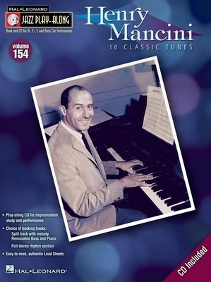Jazz play along / Jazz Play-Along Volume 154: Henry Mancini / Mancini, Henry (Composer) / Hal Leonard