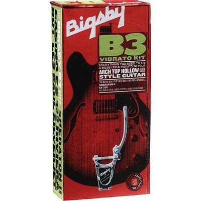 Bigsby B3 Vibrato Kit for arch tops/hollow body