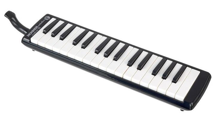 Hohner Melodica Student 32 f-C3 noir