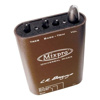 L.R. Baggs MIXPRO, Dual Channel Beltclip Preamp