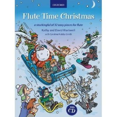 Flute Time Christmas /  Blackwell / Boosey & Hawkes
